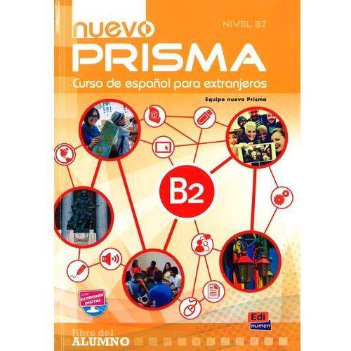 Nuevo prisma b2 podręcznik+CD - Wysyłka od 3,99 - porównuj ceny z wysyłką (2015)