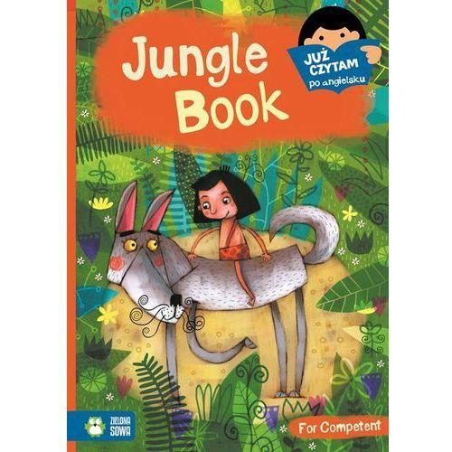 Jungle Book, I Can Read - Opracowanie zbiorowe (48 str.)