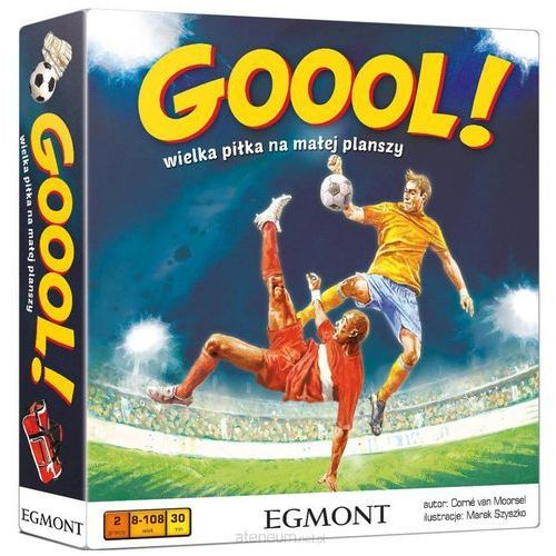 Gra. goool! marki Egmont