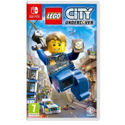 Cenega Lego city: undercover gra nintendo switch