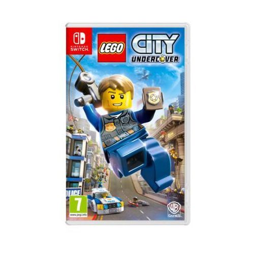 Cenega Gra nintendo switch lego city: undercover