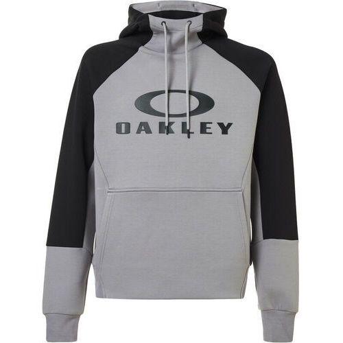 Oakley Sierra DWR Bluza Mężczyźni, black/grey L 2020 Bluzy z kapturem (8056153121200)