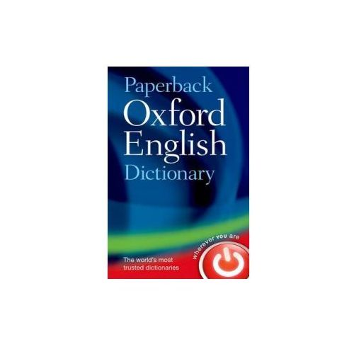 Oxford English Dictionary. 120 000 słów, fraz i definicji (9780199640942)