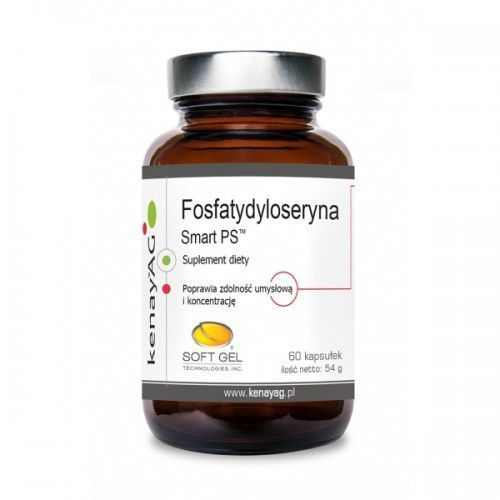 Fosfatydyloseryna Smart PS 60 kaps. Soft Gel (5900672152838)