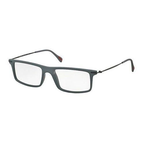 Prada linea rossa Okulary korekcyjne ps03ev red feather ror1o1