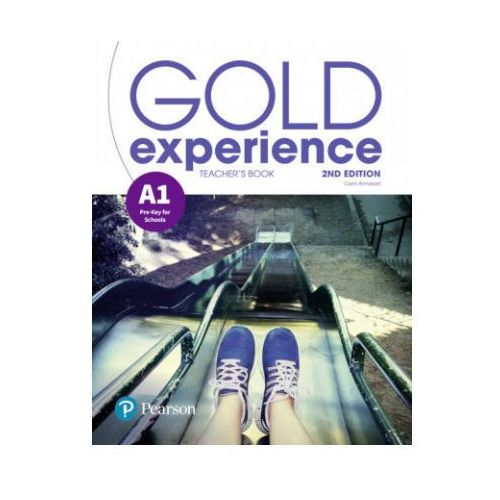 Gold Experience 2nd Edition A1. Książka Nauczyciela + Online Practice + Online Resources Pack (9781292239743)