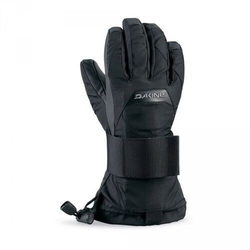 Rękawice wristguard jr glove (black) 2019 marki Dakine