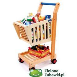 Wózki na zakupy small foot design ZieloneZabawki.pl