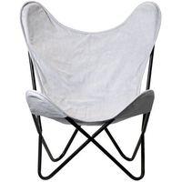 Bloomingville Krzesło butterfly -