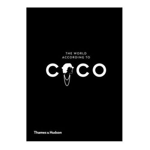The World According to Coco - książka, oprawa twarda