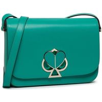 Torebka KATE SPADE - Nicola Twist Medium Shoulder Bag PXRUA167 Fiji Green 392