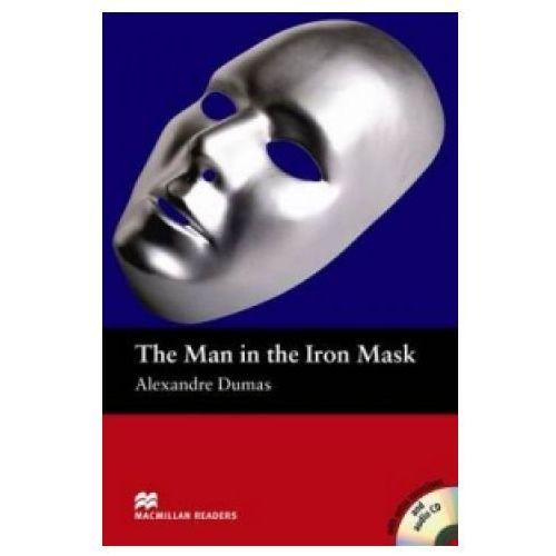 The Man In The Iron Mask + CD. Macmillan Readers Beginner, oprawa miękka