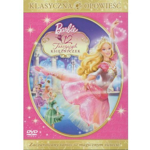 Filmostrada Film tim film studio barbie i 12 tańczących księżniczek barbie in the 12 dancing princesses