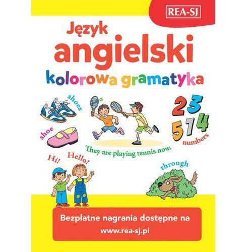 Język angielski - kolorowa gramatyka MP3 - Martina Kutalova (2019)