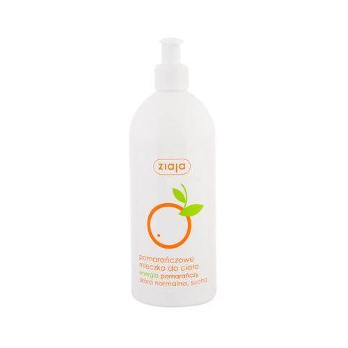 Pomarańczowe mleczko do ciała 400 ml Ziaja - Bardzo popularne