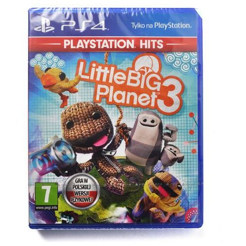 Sony Little big planet 3 (ps4)