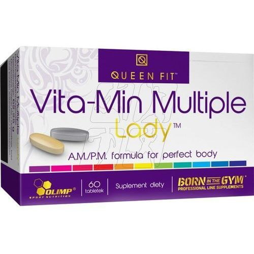 Witaminy Vita-Min Multiple Lady™ OLIMP 60 tabletek, OLI000170