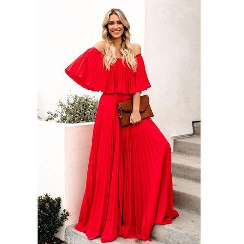 Sukienka LELA RED