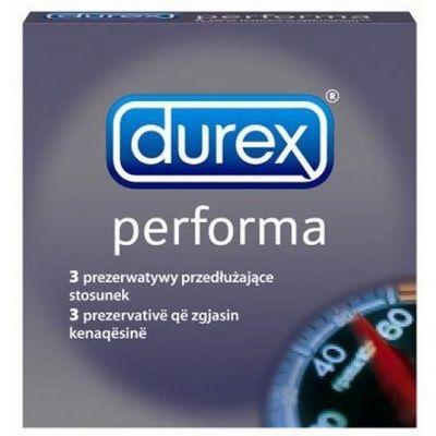 Potencja - erekcja DUREX Biała Stokrotka