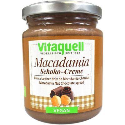 Masła orzechowe, kakaowe i inne VITAQUELL