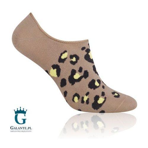 Skarpetki męskie Gepard 001-098 Beżowe, kolor beżowy