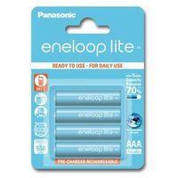 Akumulatorki PANASONIC Eneloop Lite AAA 500mAh