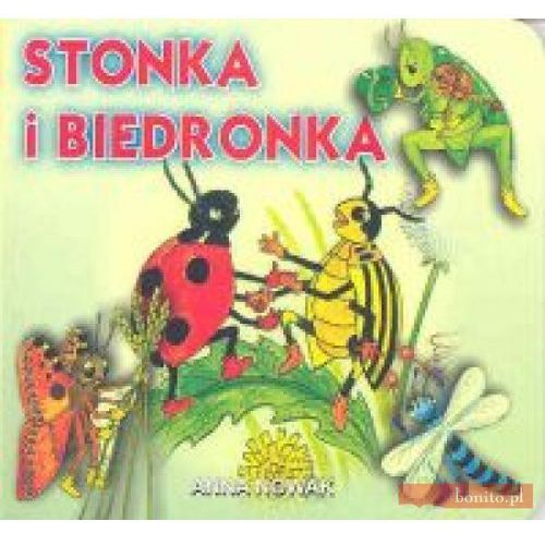 Klasyka Wierszyka - Stonka i biedronka. LIWONA (8 str.)
