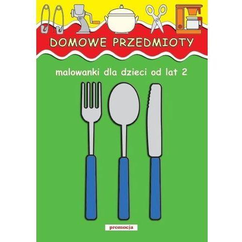 Domowe przedmioty Malowanki dla dzieci od lat 2 (2011)