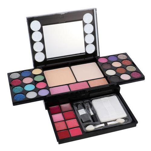 Makeup Trading Diamonds zestaw 13,44g Eyeshadows + 4,8g Blush + 14,4g Face Powder + 3,2g Lipgloss dla kobiet - Najlepsza oferta