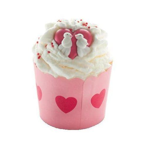 Bomb Cosmetics Jar of Hearts - deser kakaowy do kąpieli