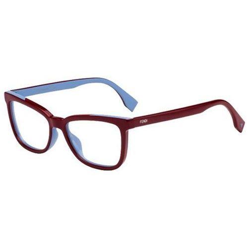 Fendi Okulary korekcyjne ff 0122 mfu