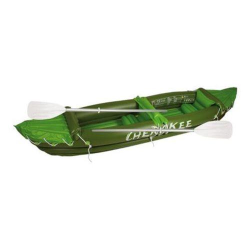 Waimea cherokee pompowany kajak2 os. zielony/limonka/biały 88yb