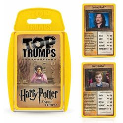 Gra karciana top trumps harry potter i zakon feniksa marki Winning moves