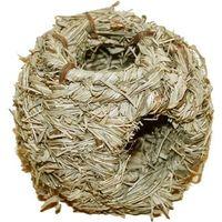Nature first small animal Domek z plecionej trawy dla gryzoni