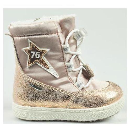 982393b8 Primigi buty zimowe za kostkę dziewczęce 28 złoty - emodi.pl moda i styl