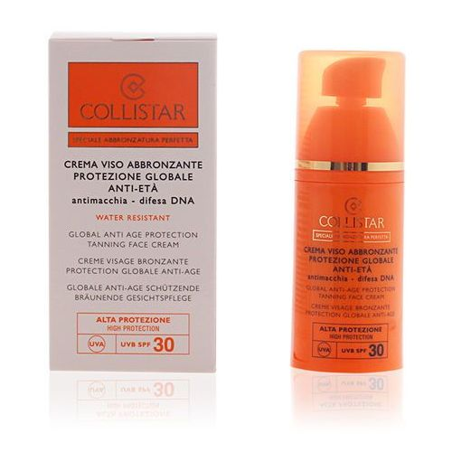 Collistar Protection Tanning Face Cream SPF30 50ml W Opalanie