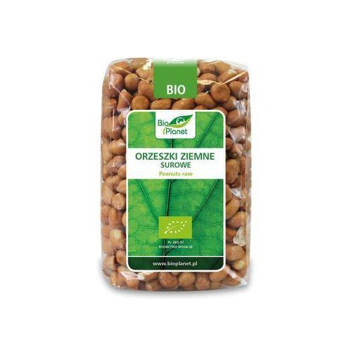 Bio planet - seria zielona (strączkowe) Orzeszki ziemne surowe bio 350 g - bio planet