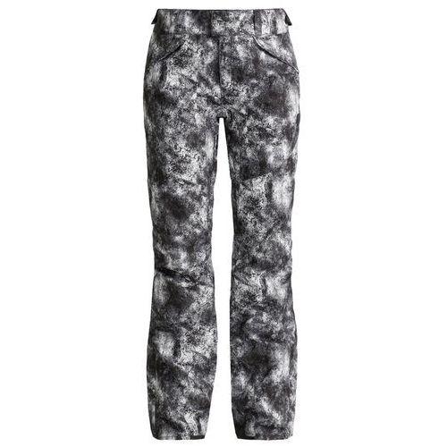 Chiemsee KIZZY 3 Spodnie narciarskie dustin black/white