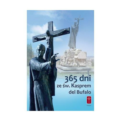 365 dni ze św. Kasprem del Bufalo (314 str.)