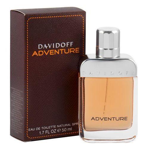 :davidoff: Davidoff adventure 50ml woda toaletowa [m] - Genialny rabat