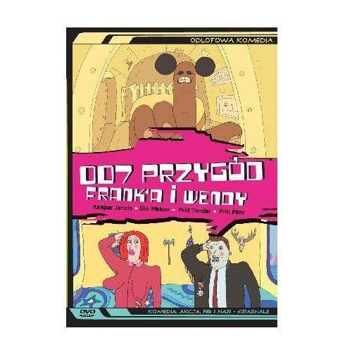 Vivanco 007 przygód franka i wendy (płyta dvd) (5904833991984)
