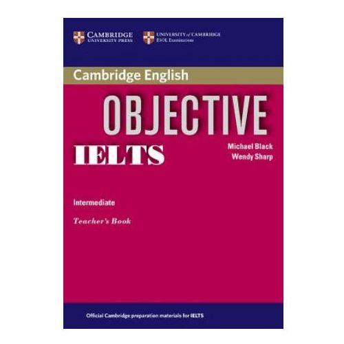 Objective IELTS, Intermediate, Teacher's Book (książka nauczyciela) (9780521608725)