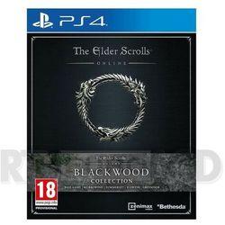 The elder scrolls online collection: blackwood ps4 / ps5 marki Bethesda softworks
