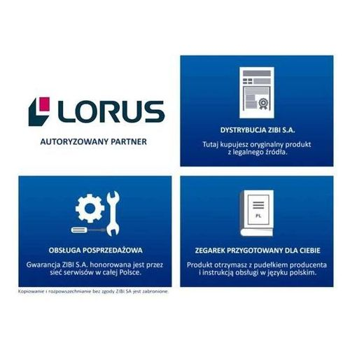 Lorus RRX21FX9