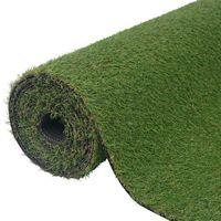 Vidaxl  sztuczna trawa 1x15 m/20-25 mm, zielona