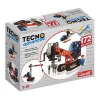 Quercetti Zestaw konstrukcyjny tecno advanced 172 elementy (8007905005668)