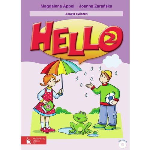 Hello! 2 Zeszyt ćwiczeń - Appel Magdalena, Zarańska Joanna (2011)