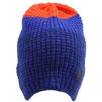 czapka zimowa BENCH - Leavy Dark Navy Blue (NY031)