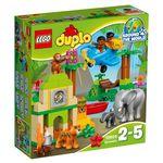 Lego DUPLO Dżungla (jungle) 10804