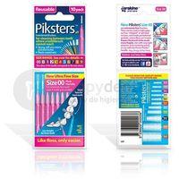 Erskine Piksters regular szczoteczki międzyzębowe 10 szt. - wybierz rozmiar